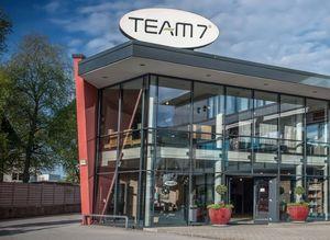 Store Außenansicht von TEAM 7 Salzburg