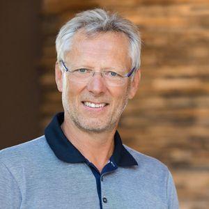 Store manager Franz Elsenwenger from TEAM 7 Salzburg