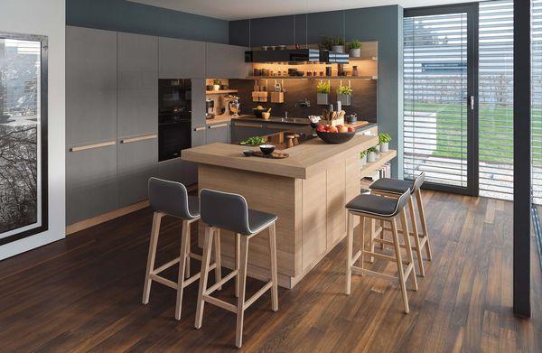 Küchen aus Naturholz in höchster Qualität | TEAM 7 - team7.de