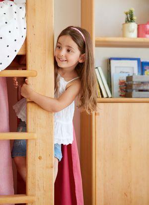 """Мебель из массива дерева """"mobile"""" для подростка"""