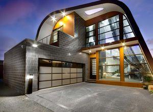 Maison privée meublée avec des meubles TEAM 7 à Melbourne