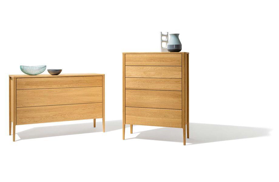Schlafzimmermöbel aus Naturholz für Ihren gesunden Schlaf | TEAM 7