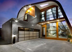 Private home in Melbourne furnished with TEAM 7 furniture