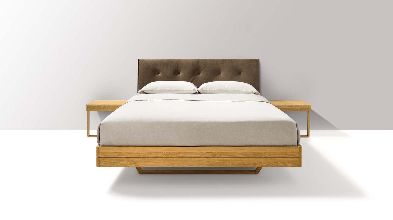TEAM 7 кровать «float» от дизайнера Кая Станиа