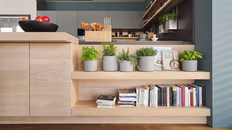 cera line Küche Gestaltungselement