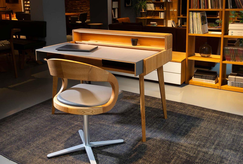 atelier Schreibtisch TEAM 7 Hamburg City