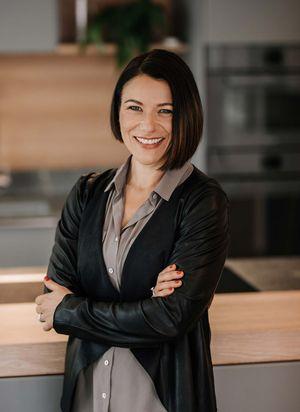 Simone Eichinger from TEAM 7 Linz