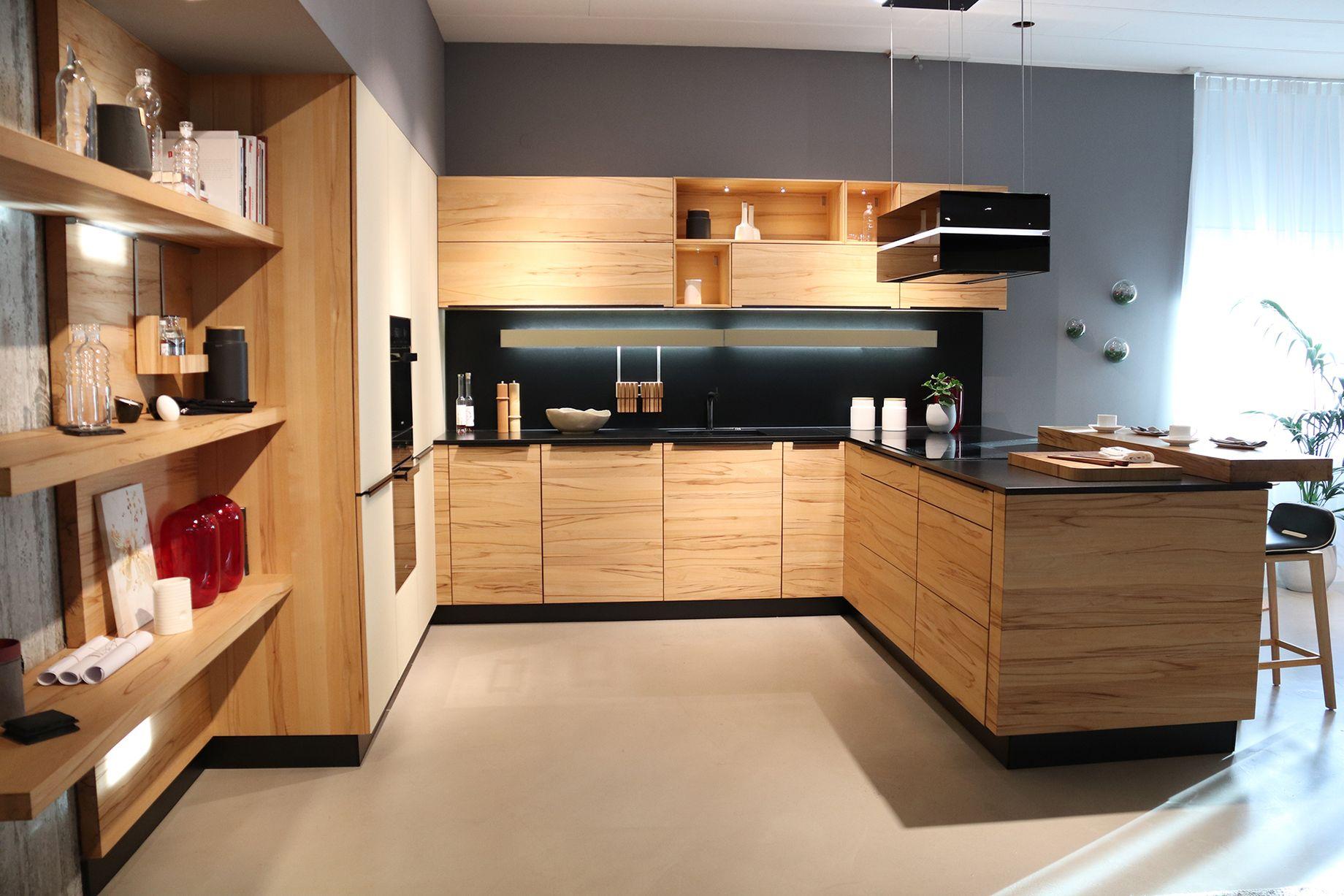 Küche L1 - Biomöbel Genske