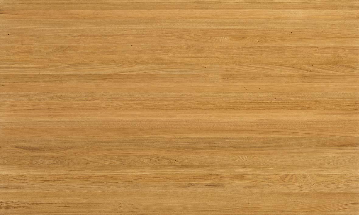 TEAM 7 Holzart Eiche, beständiges, robustes und festes Holz